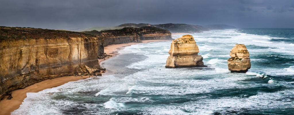 12 Apostles Great OCean Road - copyright by Krijn van der Giessen Photography