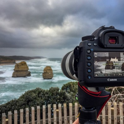Behind The Scenes - Photographing The 12 Apostles
