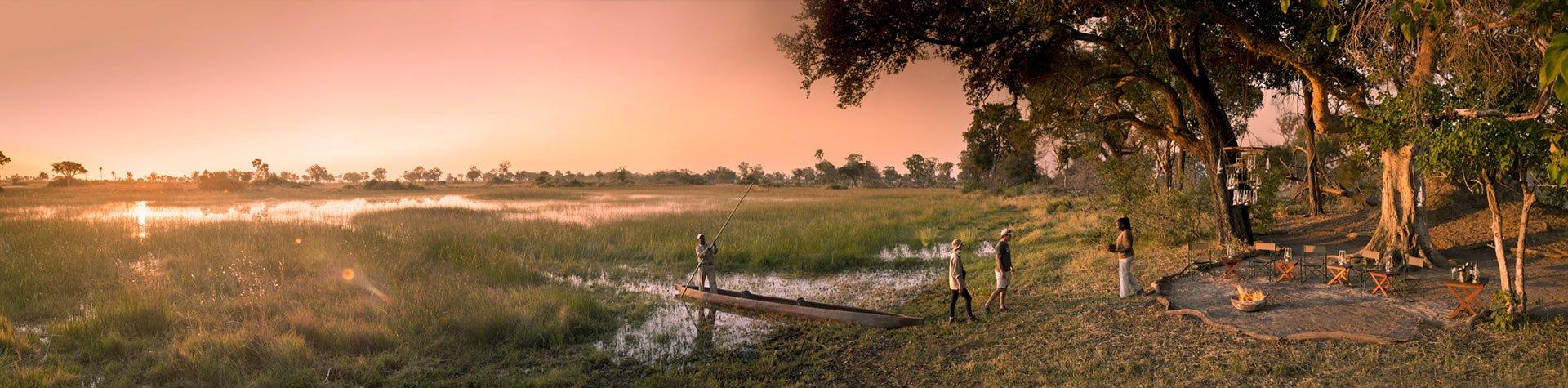 Botswana photo expedition copyright AndBeyond travel
