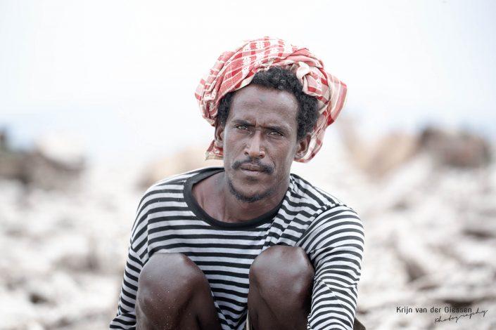 Danakil Depression Saltminers Krijn van der Giessen Photography Copyright-13