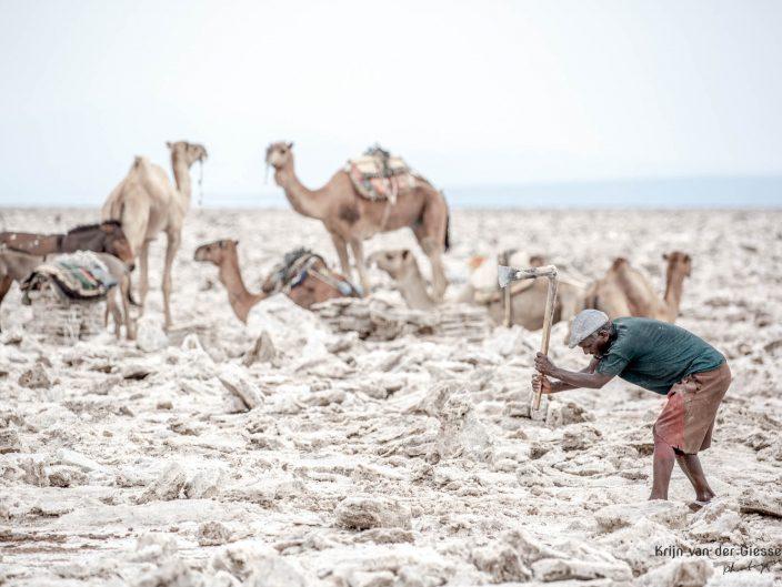 Danakil Depression Ethiopia