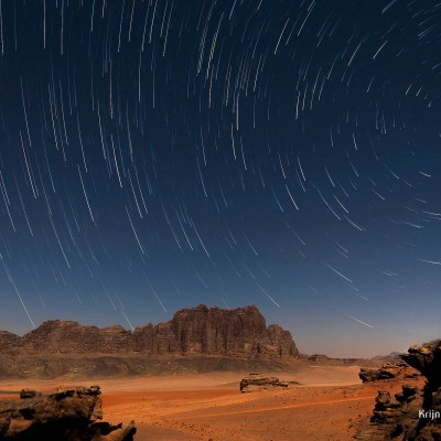 Photographing Star Trails Tutorial
