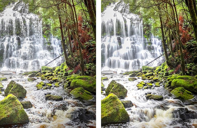 Short vs Long Shutter Speed Krijn van der Giessen Tutorial