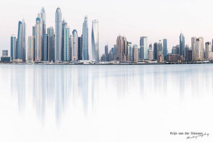 Dubai Marina Skyline bright Architecture Krijn van der Giessen Photography Copyright-10