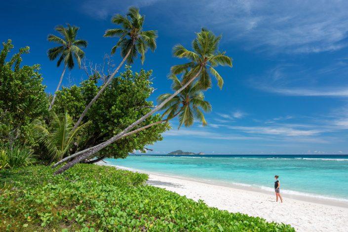 Seychelles Silhouette Island private beach Copyright Krijn van der Giessen Photography