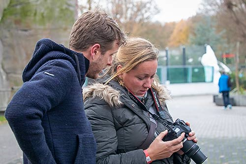 private photography instruction Krijn van der Giessen Photography